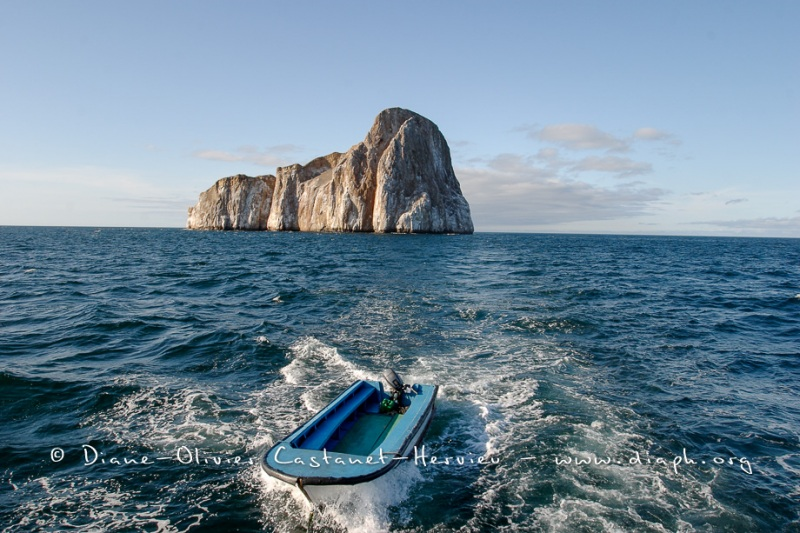 Paysage Marin des Galapagos